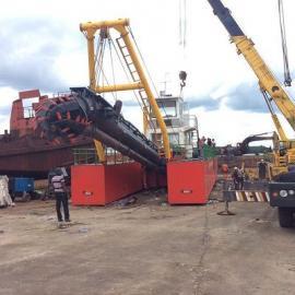 绞吸式挖泥船大中小xingmian向全国销售 绞吸式挖泥船设ji制造公司