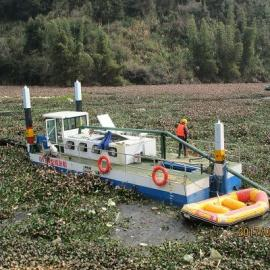 小型shui库清淤船疏浚清淤xiaoguo好不好