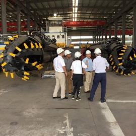 tun溪10寸环保绞吸船价 环保绞吸船制造周期