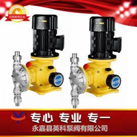 隔膜式计量泵防爆不锈钢加药泵