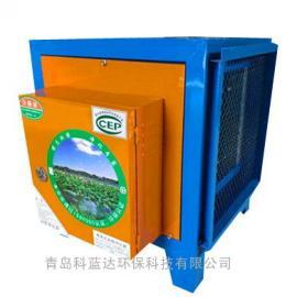 批发商用餐饮厨房油烟净化器生产厂家2000风量油烟净化器