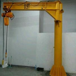 厂家直销BZ定柱悬臂起重机,500kg悬臂吊AG官方下载AG官方下载,1000kg悬臂吊车
