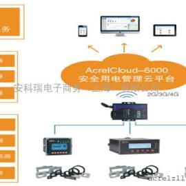 智慧用dian Acrelcloud-6000安quan用dianyun平台