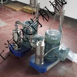 在线式粉碎机,在线式湿法粉碎机,纳米湿法在线式粉碎机