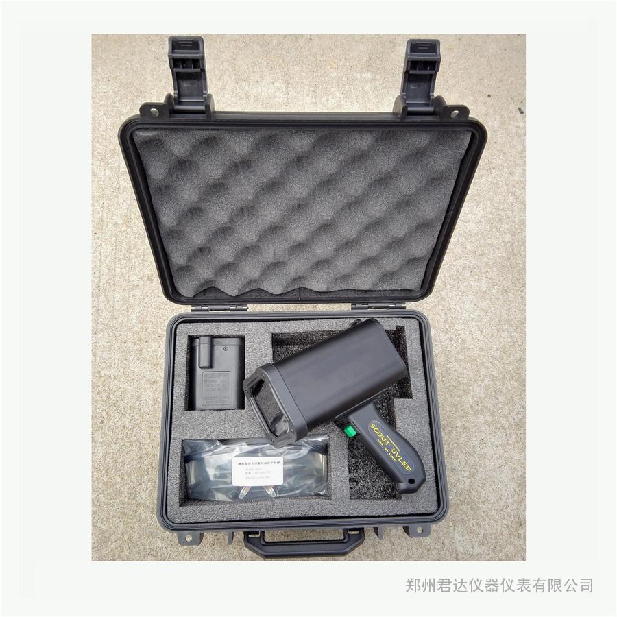 国产手持式紫外线灯S3120-8KLED-UV探伤灯