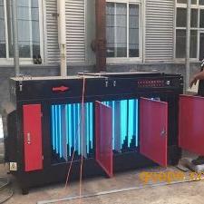 UV光氧催化净化器价格/东玮环保sell/UV光氧催化净