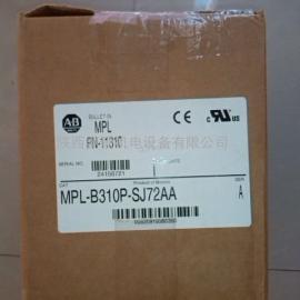 460V低惯性伺服电机MPL-B330P-MJ72AA