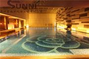 北龙湖亚新茉莉公馆无氯复合恒温恒湿游泳池