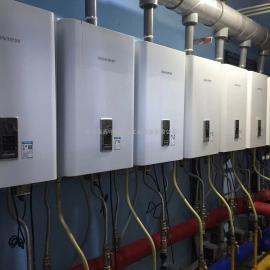 集联采暖热水系统