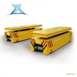 百特智能沙箱转运车 烘干房搬运车 大吨位轨道平板车非标定制