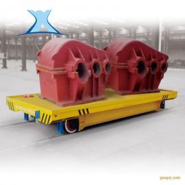 百特智能模具搬运车 防侧翻轨道车 台面辊轮无轨车非标定制