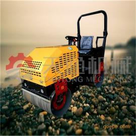 1.5吨压路机高配置系统的小型座驾式压路机厂家直销