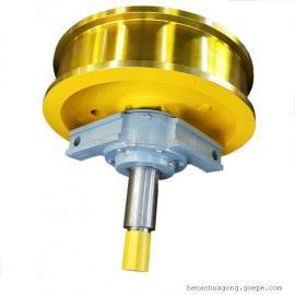 700*180脚箱主从动轮 铸钢行走轮 非标定做花机轮 按图生产