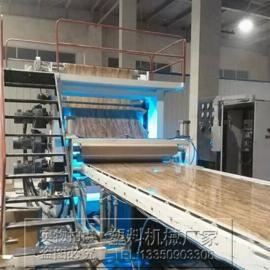 PVC石塑地板生产线设备