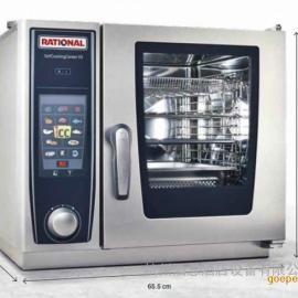 �沸�RATIONAL6�P�f能蒸烤箱德���M口�f能蒸烤箱SCC XS 6 2/3型