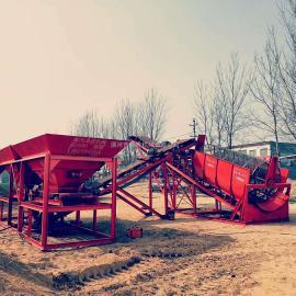 沙场用大型混沙机,掺沙机,效率高