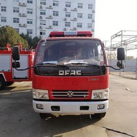国五东风2吨水罐消防车|国五东风2吨水罐消防车参数介绍