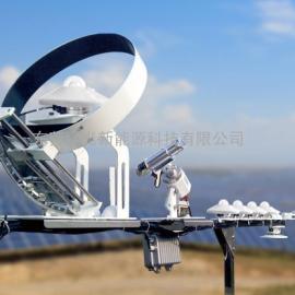 东莞绿光TMC-3ST*智能太阳辐射综合自动观测系统