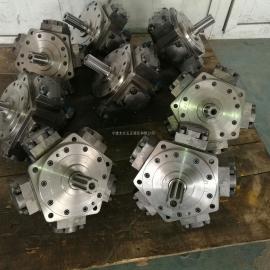 供应玉正液压YHM6-400径向曲轴连杆液压马达