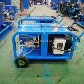 宏兴水泥厂专用高压清洗机 去结皮专用HX-2250