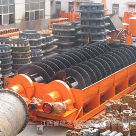 日处理1000吨洗砂脱泥设备价格及生产厂家