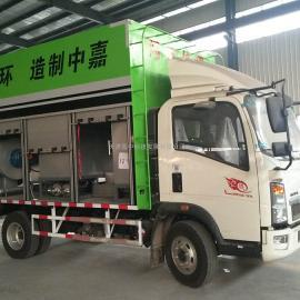 新型垃圾渗滤液chuli车-维修方便