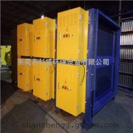 工业废气治理低温等离子体净化器 等离子废气净化器