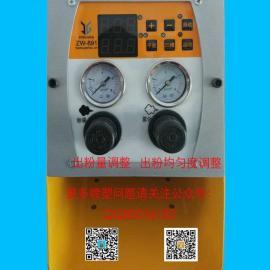 中望科技ZW891智能数显款喷塑机 喷粉机 成套喷塑设备