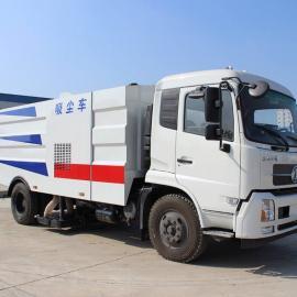国内*便宜的东风5方吸尘车,*针对扬尘路面,金属矿业粉末。