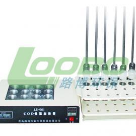 LB-901A实验室国标加热回流COD恒温加热器(COD消解仪)