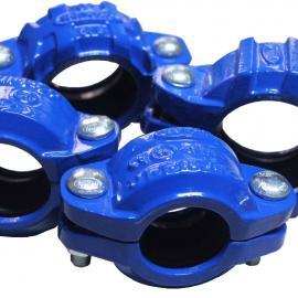 DN50管箍(60.3/2寸)�闲�喜凼教间�卡箍