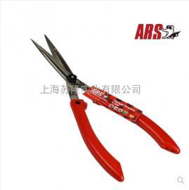 日本ARS爱丽斯K-800-R 绿篱剪、修枝剪刀