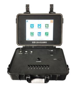 GDYQ-700MA食品安全检测仪