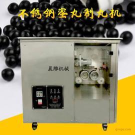 升级版不锈钢水蜜丸制丸机-全自动水丸制丸机