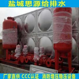 屋顶箱泵一体化消防水箱型号W1.5/0.15-30HDXBF36