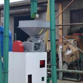 成套风提式碾米机全程自动化生产