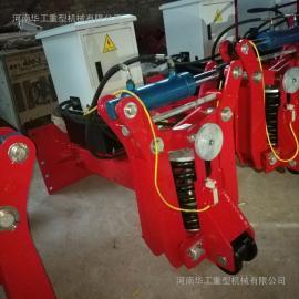 TZJ-10t型电动弹簧液压夹轨器 起重机fang风夹轨器 xingche制动装zhi