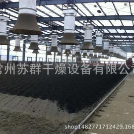 大型阳光房污泥干化系统,太阳能余reli用污泥干化系统