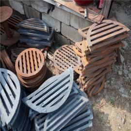 原厂铸造锅炉炉排 加厚炉排 炉箅子 圆形炉排片