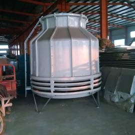 工业型玻璃钢冷却塔DBNL3-100T风扇,电机,填料