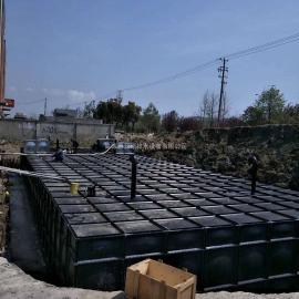 抗浮式地埋箱泵一体化增压供水设备(泵站)厂家直销
