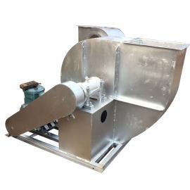 W9-28系列高温feng机22KW效率高 性能曲线pingwen流量调节范围da