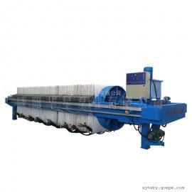 华星XmAGY1000-U (圆板)超高压自动液压压滤机