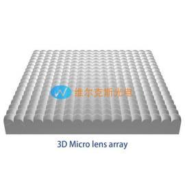 中国微透镜生产商 玻璃石英微透镜 *设计定制微透镜