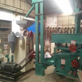 成套碾米机自动化稻谷脱壳产量大