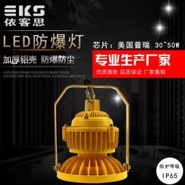 30W防爆免维护LED低碳照明灯服装厂LED防爆泛光灯