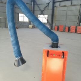 焊烟净化器工作流程介绍