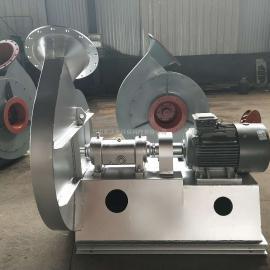 W9-19系列高温风机 耐高温bu锈钢风机 高xiao节能低zao音风机