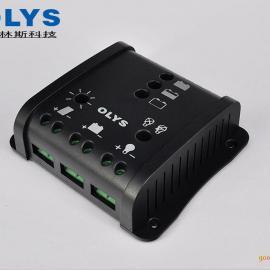 奥林斯厂家直销AG官方下载,光伏智能太阳能充电控制器20aAG官方下载,智能款
