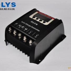 奥林斯科技pwm智能充电50A/24V太阳能充电控制器